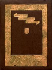 Syracuse University - Onondagan Yearbook (Syracuse, NY) online yearbook collection, 1933 Edition, Cover
