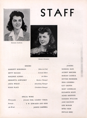 Page 13, 1944 Edition, Syracuse University - Onondagan Yearbook (Syracuse, NY) online yearbook collection