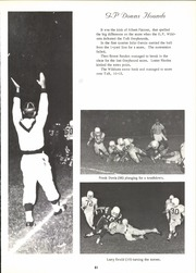 Taft High School - Tracks Yearbook (Taft, TX) online yearbook collection, 1968 Edition, Page 85