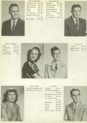 Tahoka High School - Kennel Yearbook (Tahoka, TX) online yearbook collection, 1953 Edition, Page 16 of 120