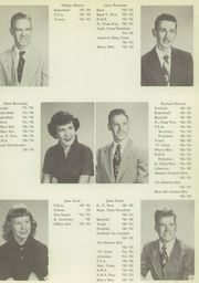 Tahoka High School - Kennel Yearbook (Tahoka, TX) online yearbook collection, 1953 Edition, Page 17