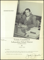 Tahoka High School - Kennel Yearbook (Tahoka, TX) online yearbook collection, 1955 Edition, Page 15