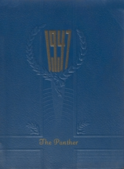 Taloga High School - Panther Yearbook (Taloga, OK) online yearbook collection, 1947 Edition, Cover