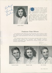 Tamalpais High School - Pai Yearbook (Mill Valley, CA) online yearbook collection, 1942 Edition, Page 41 of 82