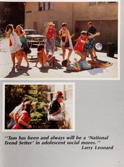 Page 17, 1985 Edition, Tamalpais High School - Pai Yearbook (Mill Valley, CA) online yearbook collection