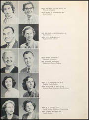 Tarrant High School - Wildcat Yearbook (Tarrant, AL) online yearbook collection, 1954 Edition, Page 14 of 120