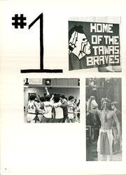 Tawas Area High School - Brave Impressions Yearbook (Tawas City, MI) online yearbook collection, 1979 Edition, Page 8