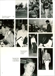 Tawas Area High School - Brave Impressions Yearbook (Tawas City, MI) online yearbook collection, 1980 Edition, Page 10 of 142