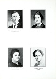 Taylor University - Ilium Gem Yearbook (Upland, IN) online yearbook collection, 1920 Edition, Page 12 of 152
