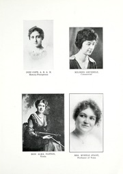 Taylor University - Ilium Gem Yearbook (Upland, IN) online yearbook collection, 1920 Edition, Page 13