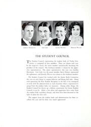 Taylor University - Ilium Gem Yearbook (Upland, IN) online yearbook collection, 1935 Edition, Page 12 of 134