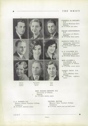 Page 16, 1937 Edition, Taylorville High School - Drift Yearbook (Taylorville, IL) online yearbook collection