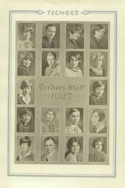 Page 15, 1921 Edition, Technical High School - Techoes Yearbook (St Cloud, MN) online yearbook collection