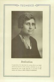 Page 7, 1921 Edition, Technical High School - Techoes Yearbook (St Cloud, MN) online yearbook collection