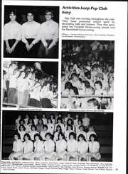 Tecumseh High School - Savage Yearbook (Tecumseh, OK) online yearbook collection, 1983 Edition, Page 87