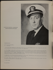 Telfair (APA 210) - Naval Cruise Book online yearbook collection, 1966 Edition, Page 6