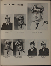 Telfair (APA 210) - Naval Cruise Book online yearbook collection, 1966 Edition, Page 7