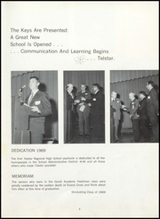 Page 7, 1969 Edition, Telstar Regional High School - Zodiac Yearbook (Bethel, ME) online yearbook collection