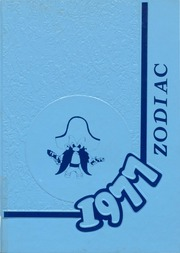 Telstar Regional High School - Zodiac Yearbook (Bethel, ME) online yearbook collection, 1977 Edition, Cover