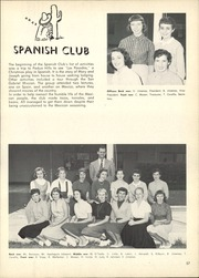 Temple City High School - Templar Yearbook (Temple City, CA) online yearbook collection, 1957 Edition, Page 61