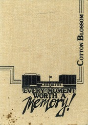 Temple High School - Cotton Blossom Yearbook (Temple, TX) online yearbook collection, 1982 Edition, Cover