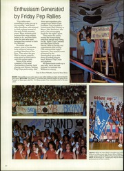 Page 14, 1982 Edition, Temple High School - Cotton Blossom Yearbook (Temple, TX) online yearbook collection