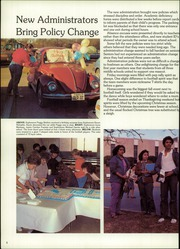 Page 8, 1982 Edition, Temple High School - Cotton Blossom Yearbook (Temple, TX) online yearbook collection