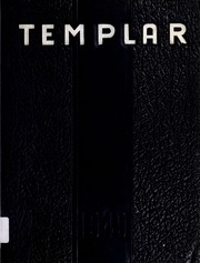 Temple Hill High School - Templar Yearbook (Castlewood, VA) online yearbook collection, 1949 Edition, Cover