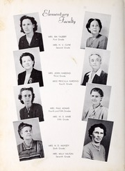 Page 10, 1949 Edition, Temple Hill High School - Templar Yearbook (Castlewood, VA) online yearbook collection