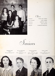 Page 12, 1949 Edition, Temple Hill High School - Templar Yearbook (Castlewood, VA) online yearbook collection