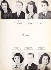 Page 13, 1949 Edition, Temple Hill High School - Templar Yearbook (Castlewood, VA) online yearbook collection
