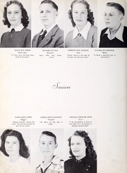 Page 14, 1949 Edition, Temple Hill High School - Templar Yearbook (Castlewood, VA) online yearbook collection