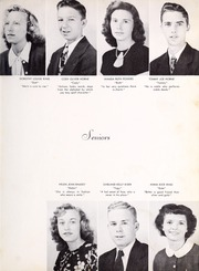 Page 15, 1949 Edition, Temple Hill High School - Templar Yearbook (Castlewood, VA) online yearbook collection
