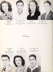 Page 16, 1949 Edition, Temple Hill High School - Templar Yearbook (Castlewood, VA) online yearbook collection