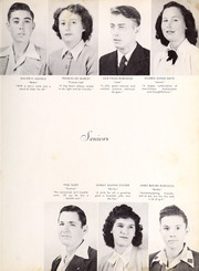 Page 17, 1949 Edition, Temple Hill High School - Templar Yearbook (Castlewood, VA) online yearbook collection