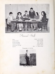 Page 6, 1949 Edition, Temple Hill High School - Templar Yearbook (Castlewood, VA) online yearbook collection