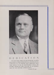 Page 10, 1936 Edition, Temple University School of Medicine - Skull Yearbook (Philadelphia, PA) online yearbook collection