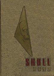 Temple University School of Medicine - Skull Yearbook (Philadelphia, PA) online yearbook collection, 1952 Edition, Cover