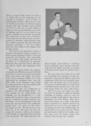 Page 17, 1952 Edition, Temple University School of Medicine - Skull Yearbook (Philadelphia, PA) online yearbook collection