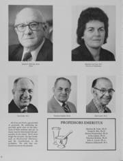 Page 12, 1981 Edition, Temple University School of Pharmacy - Secundum Artem Yearbook (Philadelphia, PA) online yearbook collection