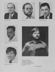 Page 14, 1981 Edition, Temple University School of Pharmacy - Secundum Artem Yearbook (Philadelphia, PA) online yearbook collection
