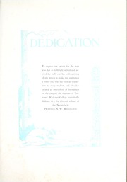 Tennessee Wesleyan College - Nocatula Yearbook (Athens, TN) online yearbook collection, 1934 Edition, Page 7