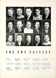 Tennessee Wesleyan College - Nocatula Yearbook (Athens, TN) online yearbook collection, 1943 Edition, Page 12