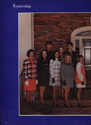 Page 12, 1971 Edition, Terrell Academy - Aquila Yearbook (Dawson, GA) online yearbook collection