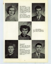 Page 11, 1954 Edition, Terry High School - Prairian Yearbook (Terry, MT) online yearbook collection