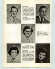 Page 12, 1954 Edition, Terry High School - Prairian Yearbook (Terry, MT) online yearbook collection