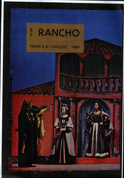 Texas A and M University - El Rancho Yearbook (Kingsville, TX) online yearbook collection, 1964 Edition, Cover