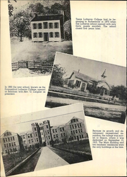 Texas Lutheran University - Growl Yearbook (Seguin, TX) online yearbook collection, 1948 Edition, Page 8