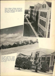 Texas Lutheran University - Growl Yearbook (Seguin, TX) online yearbook collection, 1948 Edition, Page 9