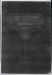 Texas State College for Women - Daedalian Yearbook (Denton, TX) online yearbook collection, 1923 Edition, Cover